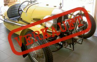 1934 Morgan 3 wheeler Supersport