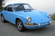 1970 Porsche 911T 2,2l Coupe View 12