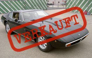 1971 Maserati Ghibli Coupe
