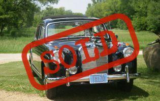 1958 Mercedes Benz 220S