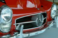 1957 Mercedes Benz 300SL Roadster View 26