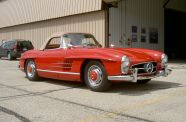 1957 Mercedes Benz 300SL Roadster View 8