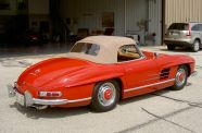1957 Mercedes Benz 300SL Roadster View 7