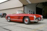 1957 Mercedes Benz 300SL Roadster View 6
