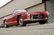1957 Mercedes Benz 300SL Roadster View 2