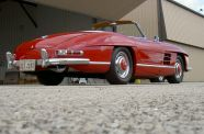 1957 Mercedes Benz 300SL Roadster View 3