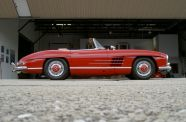 1957 Mercedes Benz 300SL Roadster View 5