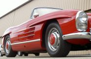 1957 Mercedes Benz 300SL Roadster View 39