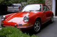 1970 Porsche 911 Coupe View 3