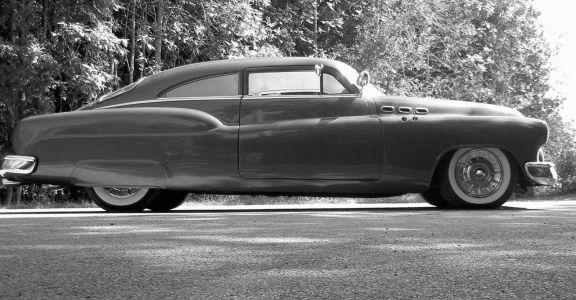1950 Buick Custom Sedanette perspective