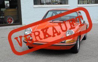 1970 Porsche 911E 2,2l Original Paint!