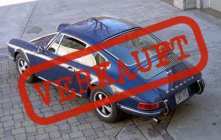 1970 Porsche 911T-Original Paint