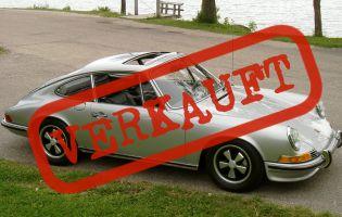 1972 Porsche 911 T  Sunroof Coupe