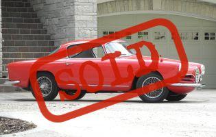 1956 Alfa Romeo 1900C SS
