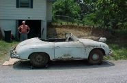 1958 Porsche 356 Speedster View 8