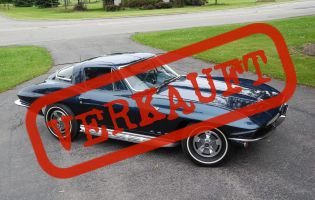1966 Corvette Coupe Survivor!