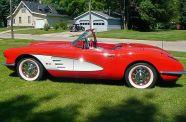 1960 Corvette Roadster View 3