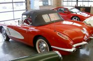 1960 Corvette Roadster View 7