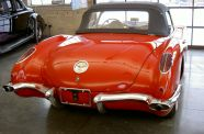 1960 Corvette Roadster View 8