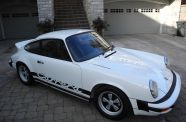1974 Porsche Carrera 2.7 Euro spec. View 18