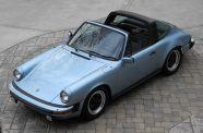 1982 Porsche 911 SC Targa View 5