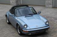 1982 Porsche 911 SC Targa View 6