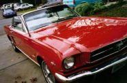 1965 Mustang Convertible View 1