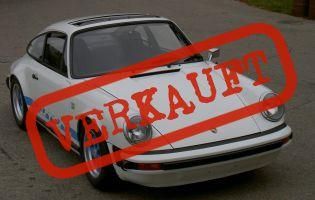 1974 Porsche Carrera 2.7 MFI (Euro spec)