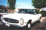 1971 MB 280 SL View 1
