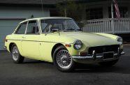 1970 MGB-GT View 10