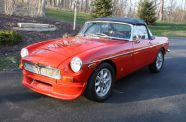 1971 MGB Roadster View 1
