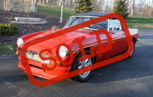 1971 MGB Roadster