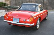 1971 MGB Roadster View 58