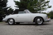 1963 Porsche 356 S-90 Cabriolet View 6