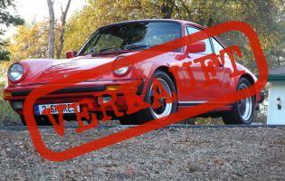 1985 Porsche Carrera 3.2l Original Paint!