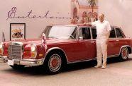 1972 Mercedes Benz 600 Pullman  View 32