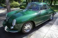 1964 Porsche 356 C Coupe View 1