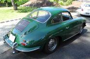 1964 Porsche 356 C Coupe View 4