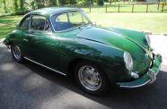1964 Porsche 356 C Coupe View 2