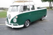 1963 Volkswagen Double Cab Pick Up View 5
