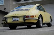 1968 Porsche 911L Sunroof Coupe View 12
