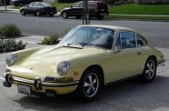 1968 Porsche 911L Sunroof Coupe View 3