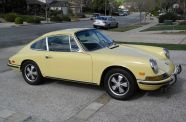 1968 Porsche 911L Sunroof Coupe View 1