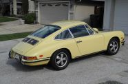 1968 Porsche 911L Sunroof Coupe View 9