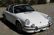 1972 Porsche 911S Targa View 12