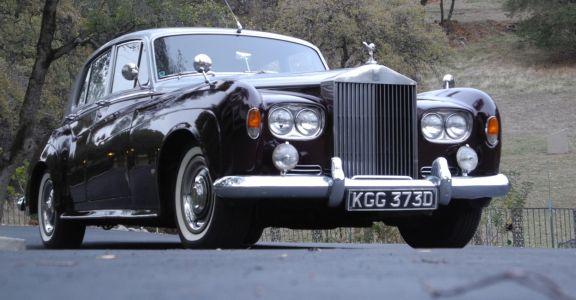 1965 Rolls Royce Silver Cloud III perspective