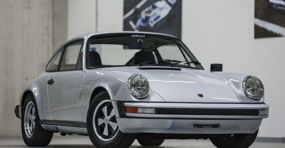 1974 Porsche Carrera 2,7l MFI perspective