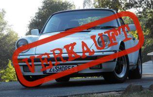 1985 Porsche Carrera 3.2l Targa, Original Paint!
