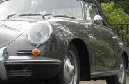 1963 Porsche 356 S-90 Cabriolet View 4