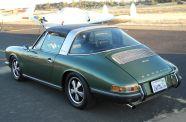 1968 Porsche 911S Targa View 9